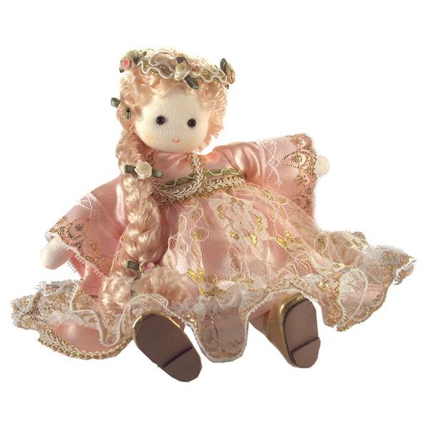 Rapunzel Princess Collectible Musical Doll