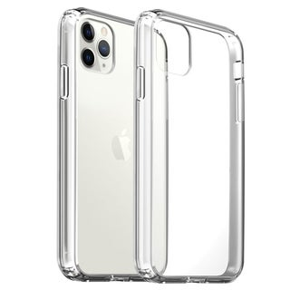 "Insten Clear Case Compatible with iPhone 11 Pro Max 6.5"" Protective Hybrid Reinforced TPU Bumper Acrylic Hard Back Cover"