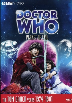 Doctor Who: Ep. 81- Planet of Evil (DVD)