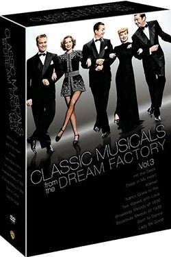 Classic Musicals from the Dream Factory Vol 3 (DVD)