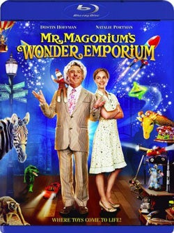 Mr. Magorium's Wonder Emporium (Blu-ray Disc)