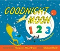 Goodnight Moon 123: Lap Edition (Board book)