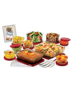 Anchor Hocking 32-piece Storage Bowl Set