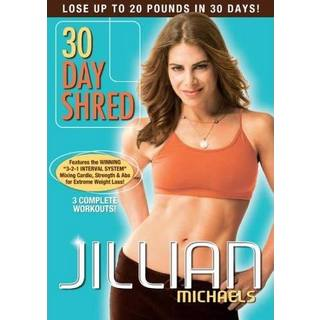 Jillian Michaels: 30 Day Shred (DVD) 3522421