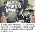Night of the Crash-Test Dummies (Paperback)