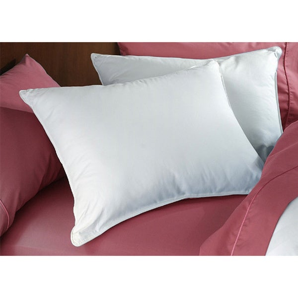 Circle of Down Soft-medium Support Pillows (Set of 2) King Size (As Is Item)