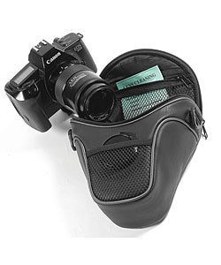 Rokinon SLR/ DSLR Camera Short Zoom Holster Case