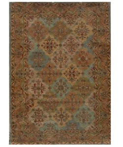 Hand-tufted Bukhtiar Persian Wool Rug (8'9 x 13')