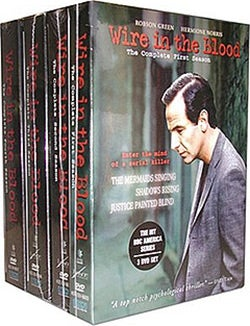 Wire In The Blood 4-Pack (DVD)