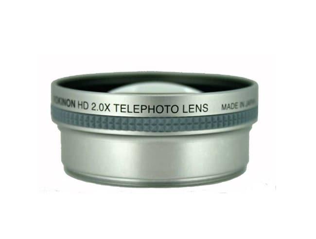 Rokinon HD 52 mm 2x Telephoto Lens
