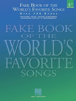 Fake Book of the World's Favorite Songs (Paperback)