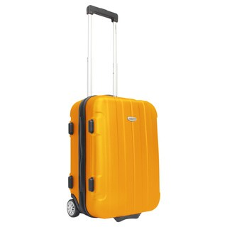Traveler's Choice Rome 20-inch Hardside Carry On Upright Suitcase