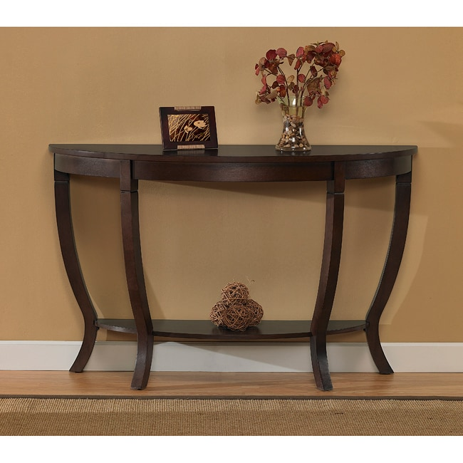 Lewis Wood Sofa Table at Sears.com