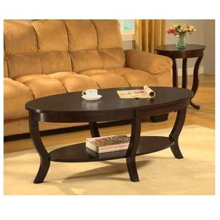 Lewis Wood Coffee Table
