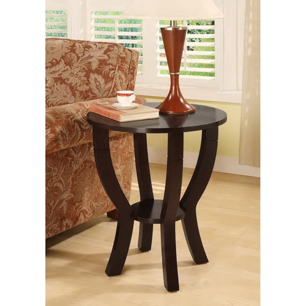 Lewis Wood End Table