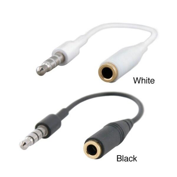 INSTEN 3.5mm Audio Adapter for Apple iPhone
