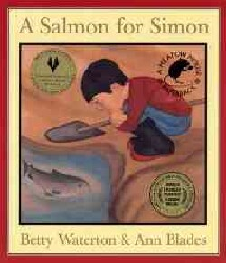 A Salmon for Simon (Paperback)