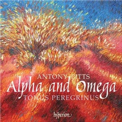 Antony Pitts - Pitts: Alpha & Omega