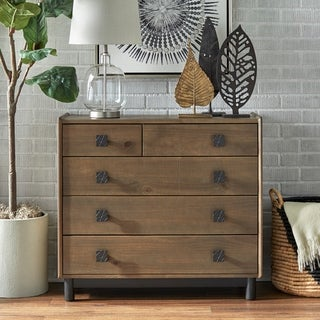 Simple Living Dulce 5-Drawer Accent Cabinet