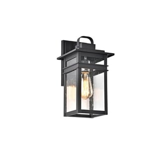 Starlee Box Outdoor Wall Fixture by Havenside Home