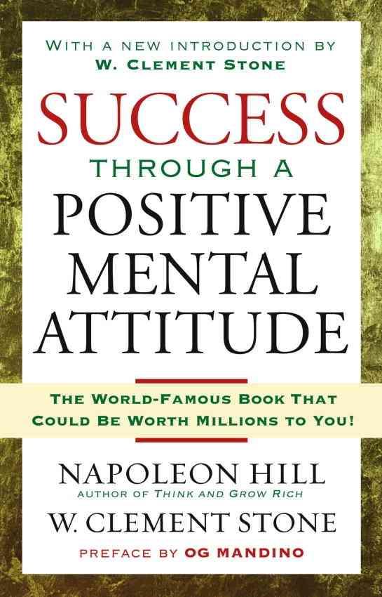 Success Through a Positive Mental Attitude (CD-Audio)