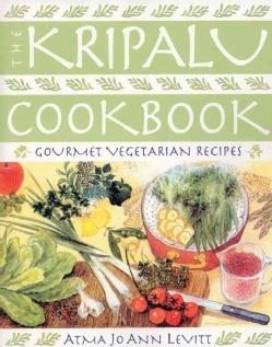 Kripalu Cookbook: Gourmet Vegetarian Recipes (Paperback)