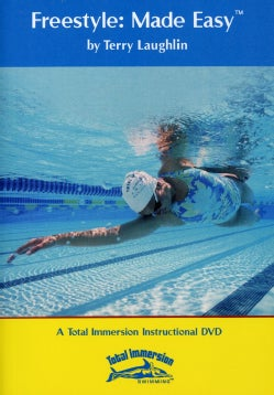 Freestyle Made Easy Swimming Instructional Program: Swim Better (DVD)