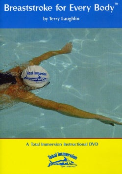 Breaststroke for Every Body by Total Immersion Swimming (DVD)