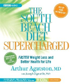 The South Beach Diet Supercharged (CD-Audio)