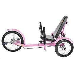 Mobo Triton The Ultimate Youth Three Wheeled Pink Cruiser