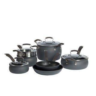 Epicurious 11Pc Aluminum Cookware Set