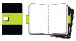 Moleskine Plain Cahier Black Journal Large (Notebook / blank book)