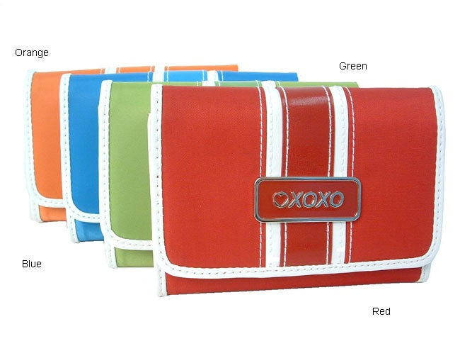 XOXO Tangerine Dream Colorful Wallet at Sears.com