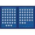American Coin Treasures Complete 1938-2011 Jefferson Nickel Collection
