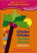 Chicka Chicka Boom Boom And More Fun With Letters And Numbers! (DVD)