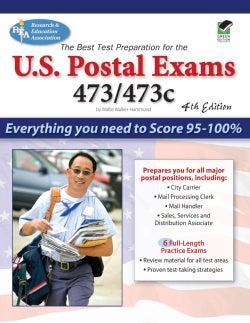 U.S. Postal Exams: 473/ 473c: Green Edition