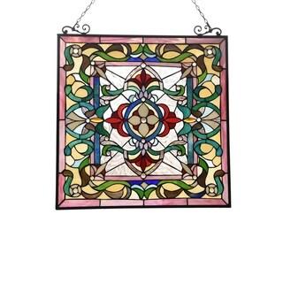 Gracewood Hollow Yengo 365-piece Victorian Window Panel Suncatcher