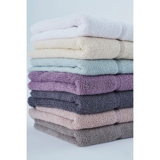 Rice Effect Turkish Aegean Cotton Hand Towel Pack of 6