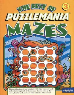 The Best of Puzzlemania Mazes (Paperback)