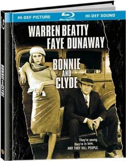 Bonnie and Clyde DigiBook (Blu-ray Disc)