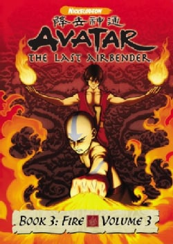 Avatar: The Last Airbender Book 3 - Fire Vol. 3 (DVD)
