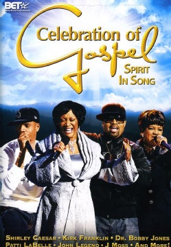 Celebration Of Gospel: Spirit In Song (DVD)