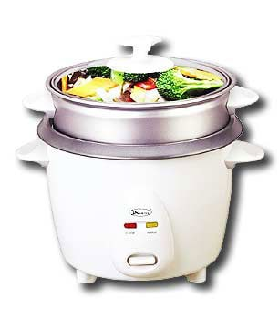 Overstock.com Non-stick 3-cup Rice Cooker/ Steamer at Sears.com