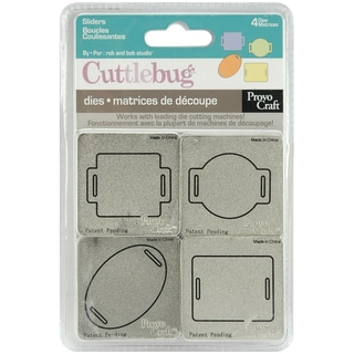 Cuttlebug 2 x 2 Die Set