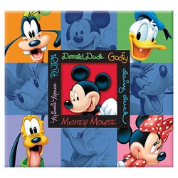 Postbound Scrapbook Album - Mickey and Friends