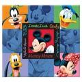 Mikey & Friends Postbound Scrapbook Album