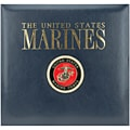 Postbound Marines Scrapbook Album