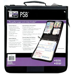 Crop-In-Style PSB Paper & Sticker 3-ring Binder