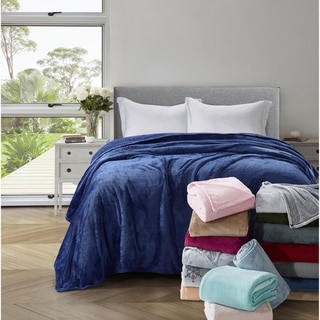 Porch & Den Svea Microplush Blanket