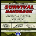 U.s. Air Force Survival Handbook (Paperback)